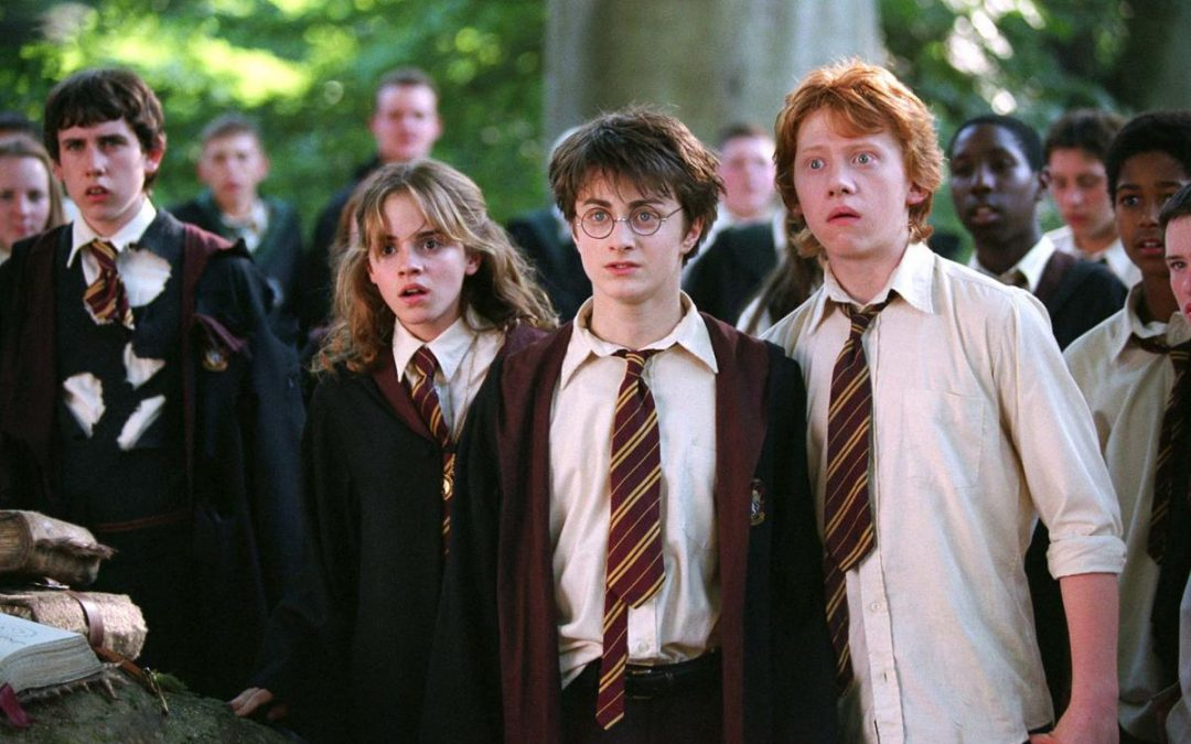 Harry Potter and The Rites of Passage